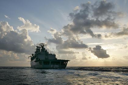 Германия отправила военный корабль для сдерживания Китая в Южно-Китайское море
