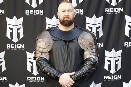 Похудевший ради бокса Гора из «Игры престолов» восхитил фанатов