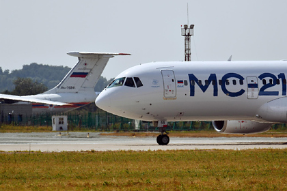 Названа дата начала регулярных полетов «самолетов XXI века»