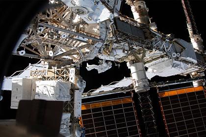 Около 80 процентов систем российского сегмента МКС оказались изношенными