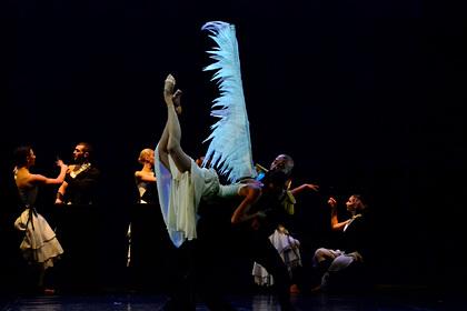 В Ясной Поляне завершился театральный фестиваль «Толстой»