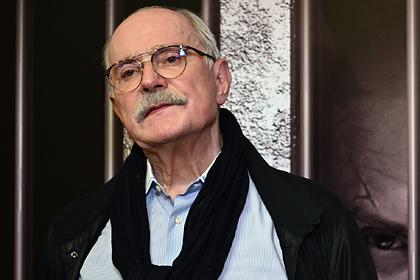 Михалков раскритиковал новое поколение актеров