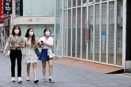 Жители Южной Кореи смирились с коронавирусом