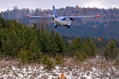 Из упавшего под Иркутском самолета достали четырех человек