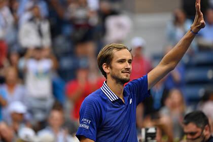 Медведев прокомментировал победу над Джоковичем в финале US Open