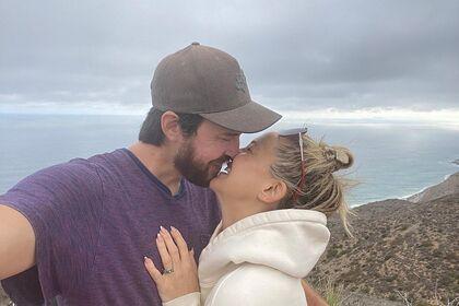 Голливудская актриса Кейт Хадсон объявила о помолвке