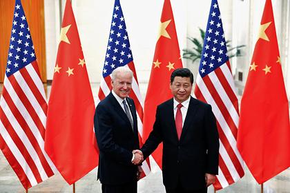 Байден прокомментировал сообщения об отказе Си Цзиньпина от встречи с ним