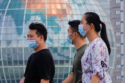 Новая вспышка коронавируса ударила по Китаю