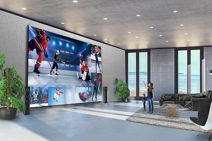 LG представила 8К-телевизор за 123 миллиона рублей