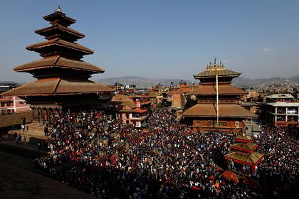 Российский турист застрял в Непале на два года