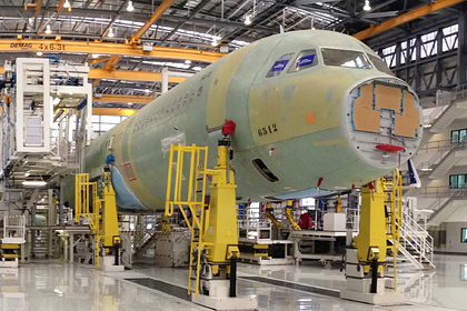 Назван срок появления самолетов на водороде
