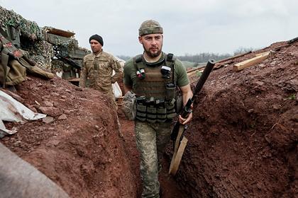 На Украине подсчитали потери от войны в Донбассе