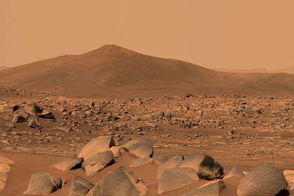 Названа причина отсутствия воды на Марсе