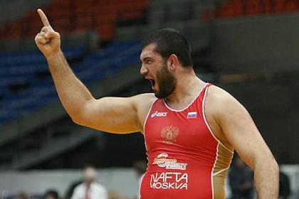 Олимпийского чемпиона по вольной борьбе из России дисквалифицировали за допинг