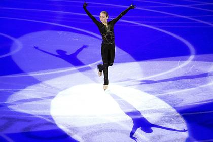 Трусова оценила победу на Гран-при США