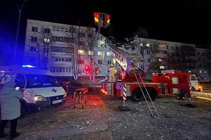 При взрыве газа в Набережных Челнах пострадали двое детей