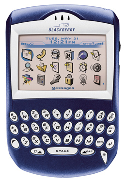 BlackBerry 7230 (2003 год)