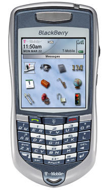 BlackBerry 7100t Charm (2004 год)
