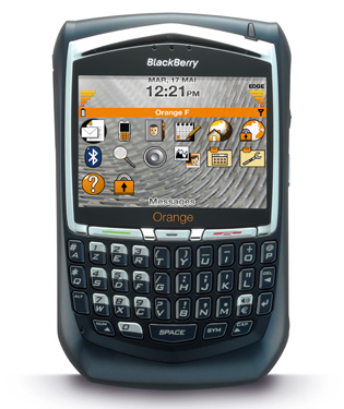 BlackBerry 8700 Electron (2005 год)