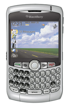 BlackBerry 8300 Curve (2007 год)