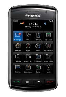 BlackBerry Storm (2008 год)
