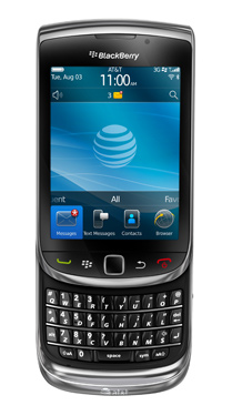 BlackBerry Torch 9800 (2010 год)