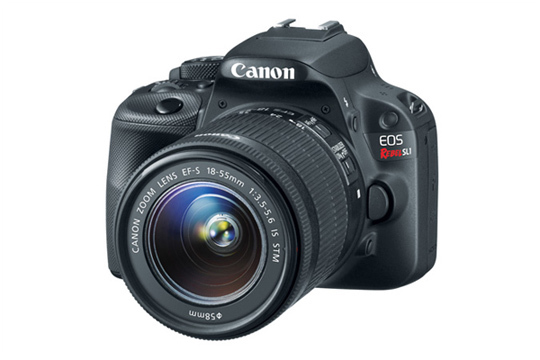 Canon EOS 100D (в США — EOS Rebel SL1)